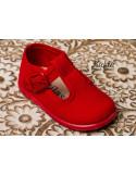 zapatillas-niño-rojas