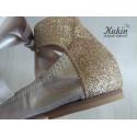 zapatos-nina-dorados