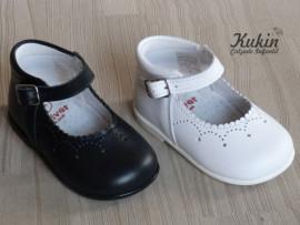 zapatos-nina-piel