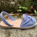 sandalias-menorquinas-azules