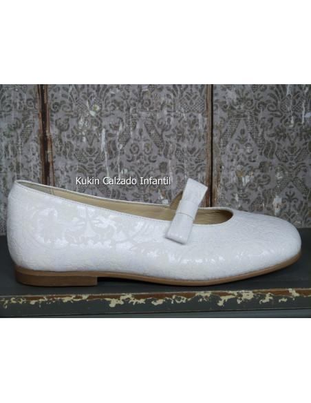 Mercedita blanca