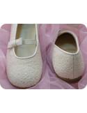 Zapatos tipo mercedita para ceremonia Landos
