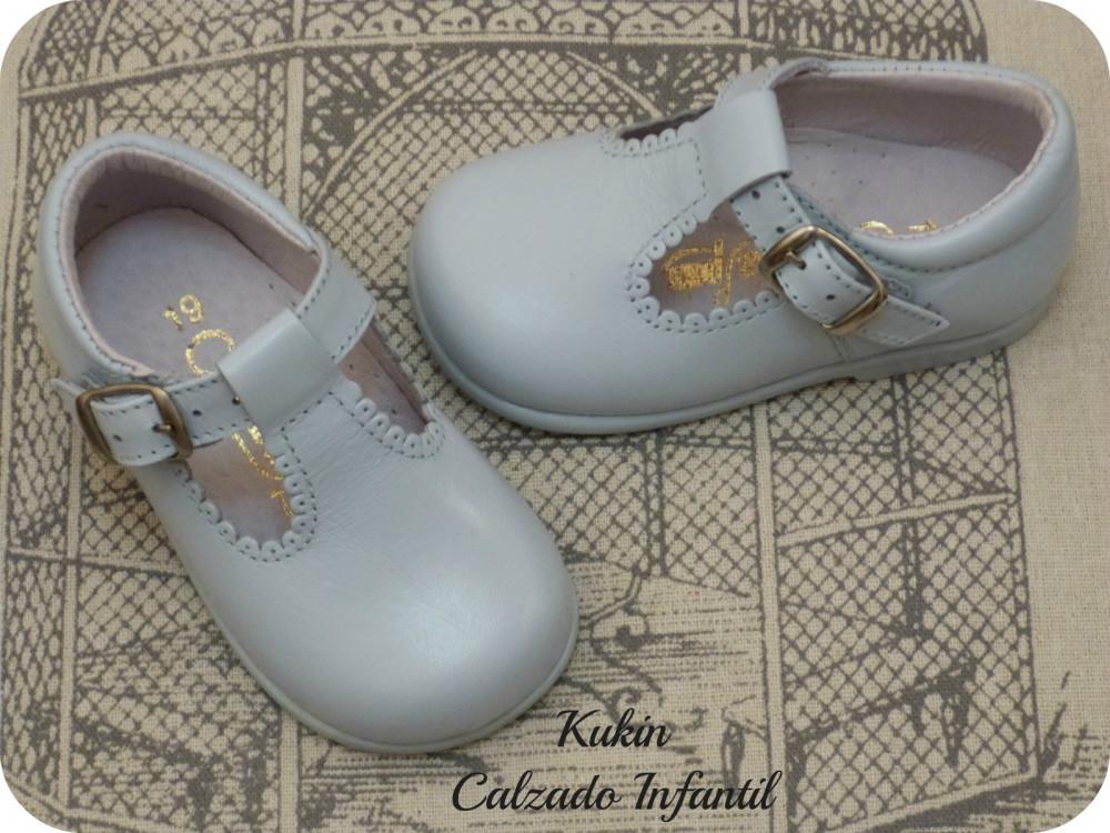 49fe5509 zapatos niño baratos - pepitos piel - calzado infantil clasico-hebilla