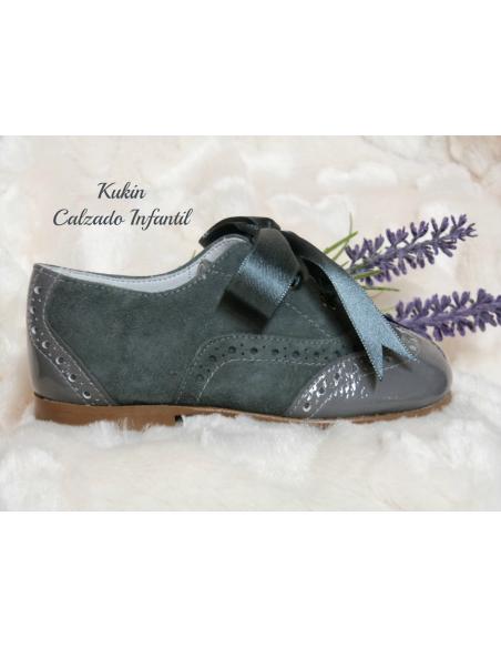zapatos-nina-grises