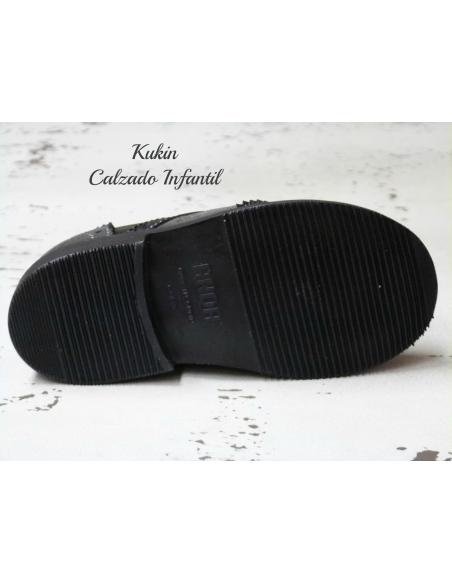 Zapato british gris Kangurin