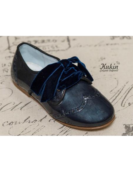 zapatos-nina-charol-azul