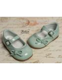 zapatos-verde-agua-niña