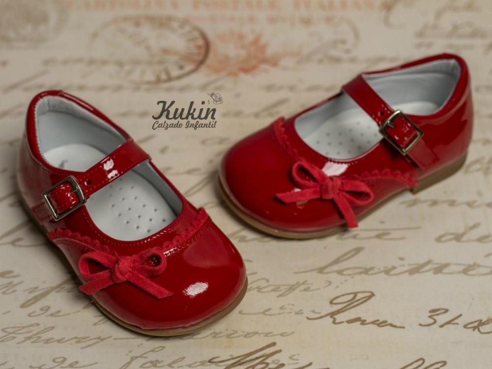 Zapatos charol landos merceditas landos zapatos charol ni a online - Charol zapateria ...