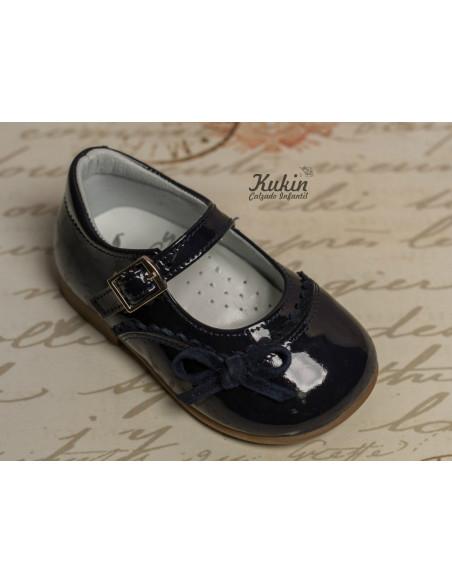 zapatos-niña-azul-marino-online