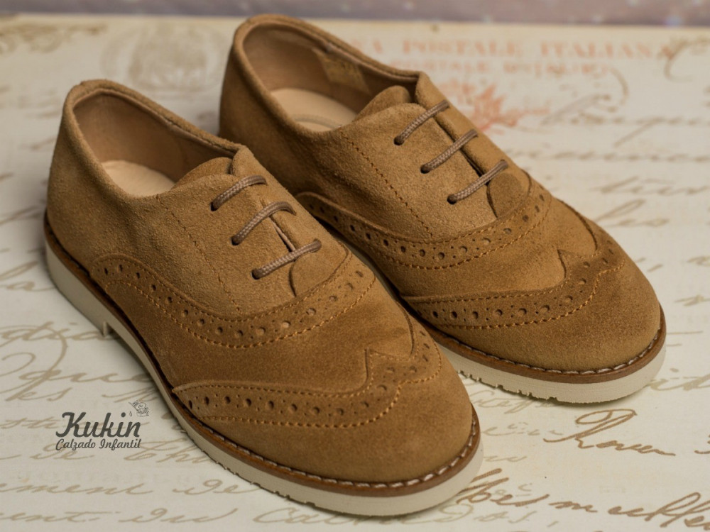 00e92fa64 zapatos ceremonia niño-zapatos oxford niño-blucher serraje niño online