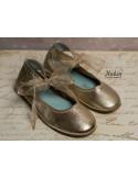 zapatos-dorados-niña
