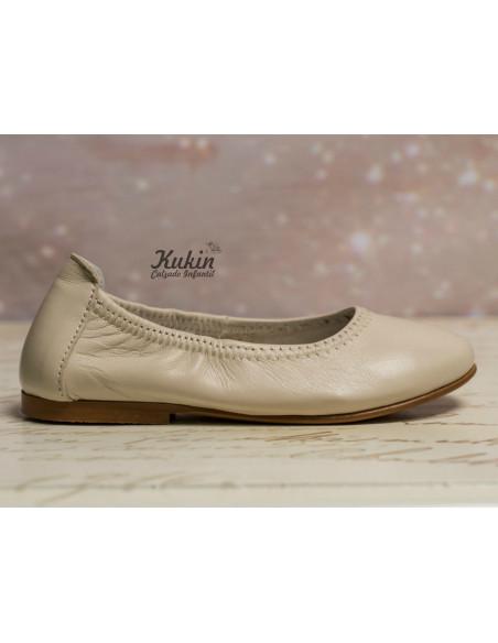 zapatos-niña-piel-beige