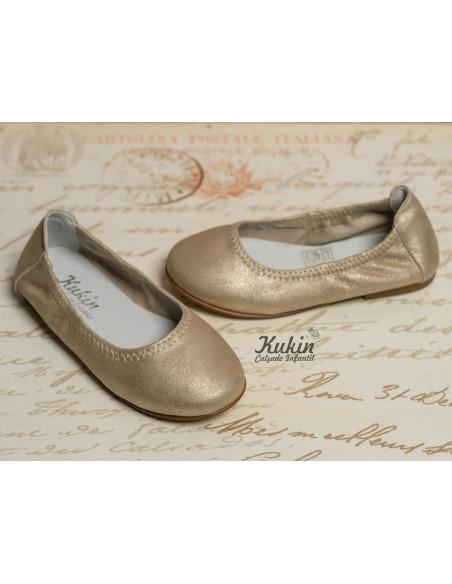 bailarinas-doradas-niña