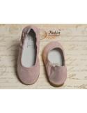 zapatos-niña-piel-rosa