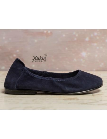 zapatos-niña-piel-marino