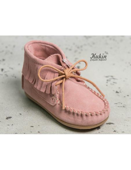 mohicanas-niña-rosas