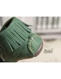 mohicanas-niño-verde-botella