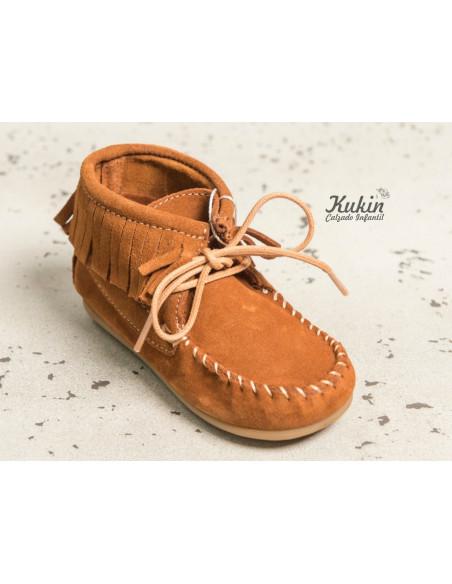 botas-flecos-niña-online