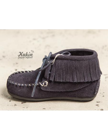 botas-mohicanas-niña-azul-marino