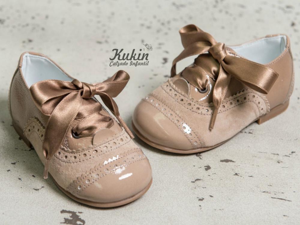 92feb558d4 Blucher niña niño Landos -Blucher Landos online-Kukin Calzado Infantil