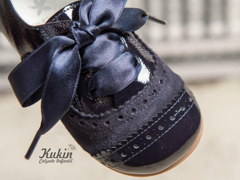 comprar baratas código promocional textura clara Blucher niña niño Landos -Blucher Landos online-Kukin ...