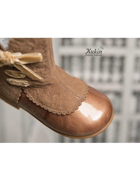 botas-charol-niña