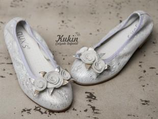 Zapatos ceremonia niña Gux´s