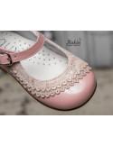 zapatos-niña-rosas