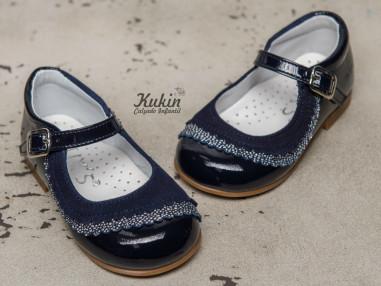 zapatos-niña-azul-marino