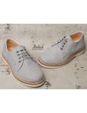 zapatos-comunion-niño-gris
