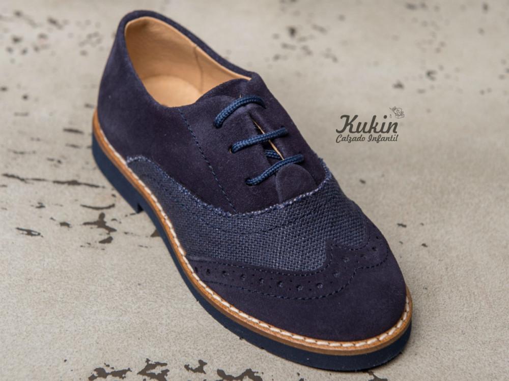 c947e670491 Zapatos niño oxford azul marino -zapatos comunión niño-ceremonia niño