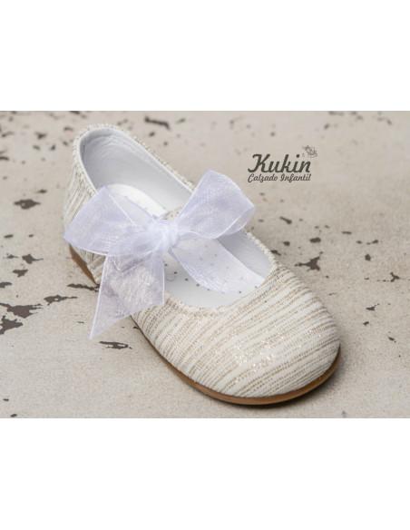 zapatos-ceremonia-beige-niña