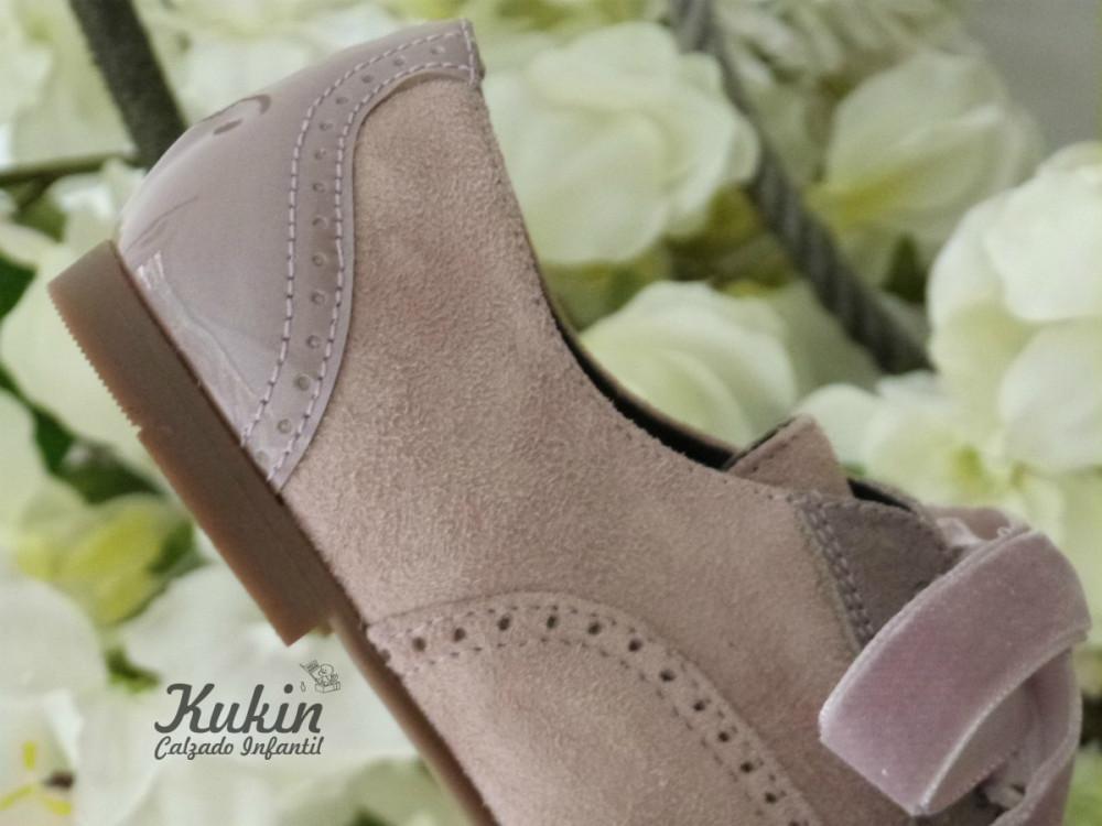 Niña Landos Calzado Rosa Waoti1ppq Kukin Blucher Zapatos Online K1JFclT