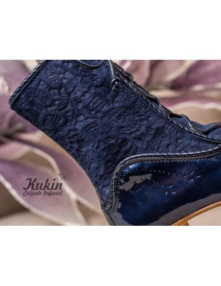 botas-vestir-niña-azul-marino