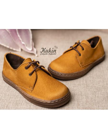 zapatos-niño-mostaza