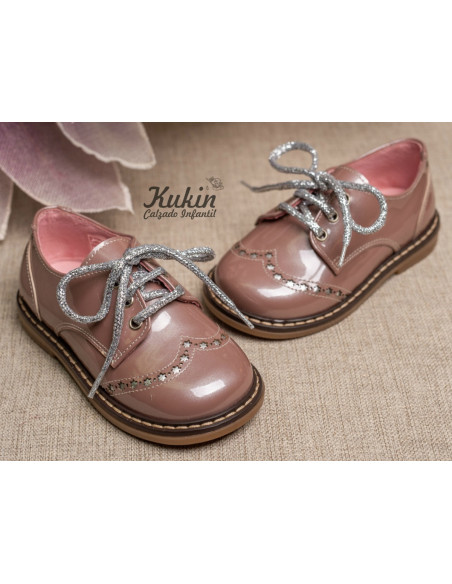 zapatos-niña-charol-rosa